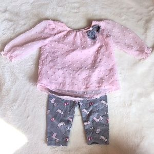 healthtex Matching Sets - Baby girls outfit